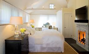 fireplace in bedroom cottage bedroom