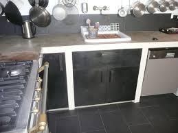 meuble cuisine acier cuisine cf capucine cassaigne
