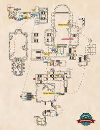 Keystone Map M5 Keystone Citadel Locations Maps Lords Of The Fallen Game