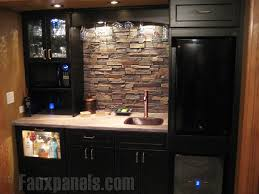 love this look for a bar in our basement perfect for a small