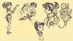 sparebots cartoons