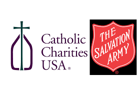 catholic charities usa and the salvation army the new face of