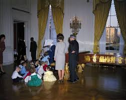 kn c19749 white house christmas party for children john f