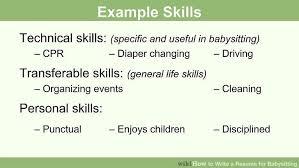 personal skills for resume hitecauto us