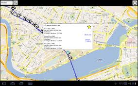 Mbta Map Boston by Bostonbusmap Android Apps On Google Play