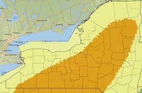 severe thunderstorms expected across upstate new york tuesday