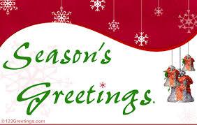 a classic season u0027s greeting card free warm wishes ecards 123