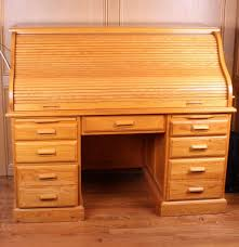Small Oak Desk With Drawers by Oak Roll Top Computer Desk 76 Cool Ideas For Small Roll Top Desks