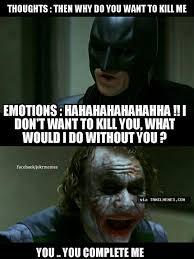 Batman Joker Meme - 29 funniest joker vs batman memes that will make you laugh out loud