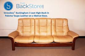 recliners chairs u0026 sofa stressless buckingham high back sofa