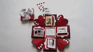 Photo Album Box Love Explosion Box Photo Album U2013 Perfect Gift For Valentines