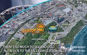 Map Of Boston Attractions by Niagara Falls Canada Day Long Weekend Niagara Falls Blog