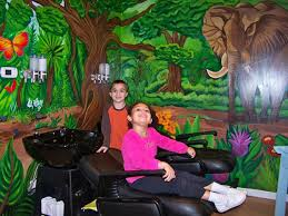 rock hair scissors a hair salon just for kids in chicago il
