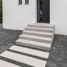 stufen treppe betoline blockstufe stufen und treppen für garten und terrasse