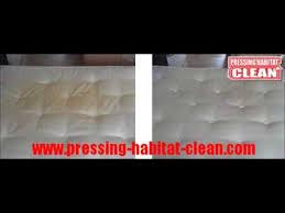 nettoyer l urine de sur un canapé comment nettoyer un matelas sommier de lit taché de pipi de