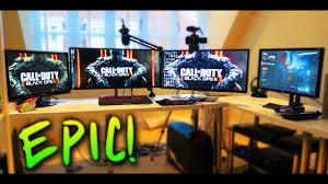 epic gaming setup ali a gaming setup 2016 new youtube