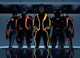 Tron Halloween Costume Tron Legacy Clu Rinzler Jarvis Sentries Nerdyness