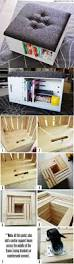 Room And Board Ottoman by Best 20 Diy Ottoman Ideas On Pinterest Repurposed Furniture