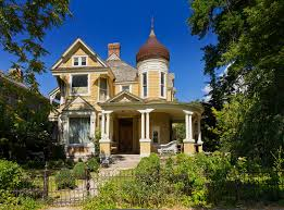 charming yellow house built in 1896 photo dean