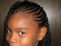 cute hairstyles for black girls with long hair trendiest long