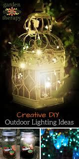 creative outdoor lighting ideas jpg