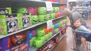 Dave And Busters Halloween 2015 by 2015 Walmart After Halloween Sale Shopping Youtube