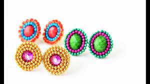 make stud earrings earring studs studs patches for silk thread earrings easy