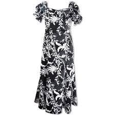 punahou black matching hawaiian shirts u0026 dresses collection