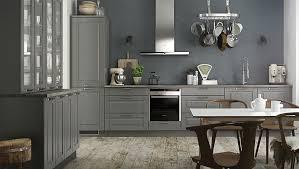 cuisine meubles gris meuble cuisine gris avec couleur gris clair peinture ilot de
