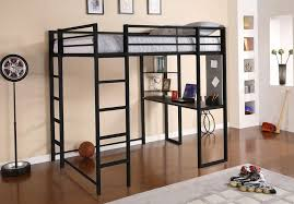 IKEA Metal Bunk Bed For Your Lovely Kids Modern Wall Sconces And - Metal bunk bed with desk