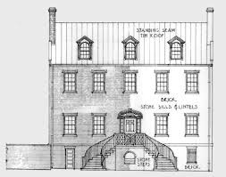 Federal Style House Plans Famous Federal Style Homes Federal Sketch Jpg Architectural