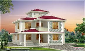 4 bhk kerala style home design kerala home design and floor plans