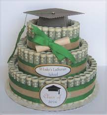 cool graduation gifts graduation money cake creative gifts for grads gifts grads