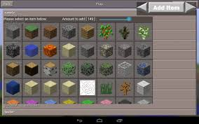 pocket inv editor pro apk inventory edit for mcpe android apps on play