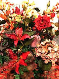 Fake Flower Arrangements How To Design A Silk Flower Bouquet Hgtv
