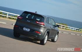 opel jeep 2014 jeep cherokee sport review video performancedrive