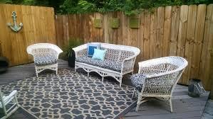 Fake Wicker Patio Furniture - faux rattan patio furniture modrox com