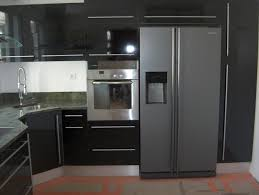 cuisine lave vaisselle en hauteur aménagement de cuisines avec cuisines acr