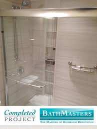 kohler bellwether shower pan is cast iron and has a 4 this shower was renovated with the kohler choreograph shower system choreograph brings functionality and organization