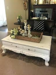 White Distressed Coffee Table Rustic Painted Coffee Table Best Distressed Coffee Tables Ideas On