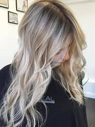 dark roots blonde hair white blonde hair colors for 2017 best hair color ideas trends