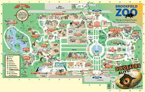 chicago zoo map lincoln park zoo map best image konpax 2017