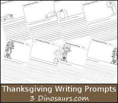 free thanksgiving creative writing prompts creative writing