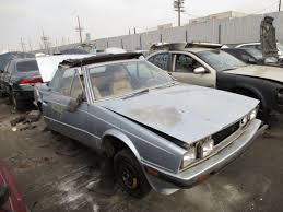 classic maserati convertible junkyard find 1986 maserati biturbo spyder the truth about cars