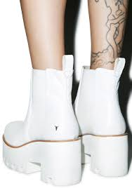 Windsor Smith Home by Windsor Smith Alien Platform Boots Dolls Kill
