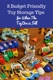 Kidsinmind by 8 Budget Friendly Toy Storage Tips For When The Toy Box Is Full