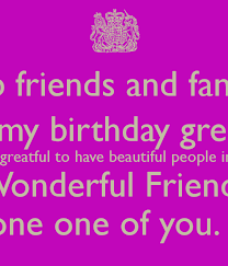 quotes thanking friends birthday wishes thank you messages for