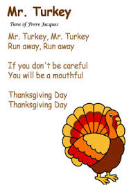 mr turkey song
