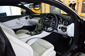 the mercedes benz c class coupe launched and driven kensomuse