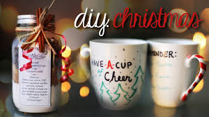 easy u0026 cheap diy christmas present ideas youtube